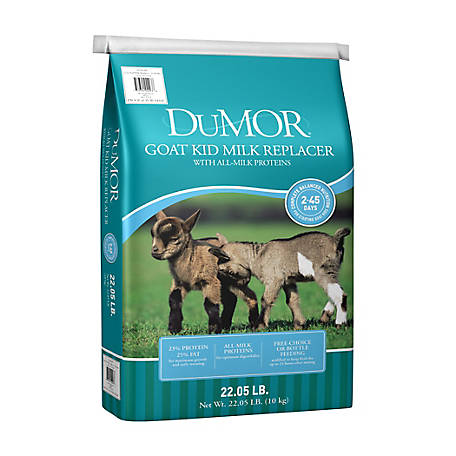 DuMOR Blue Ribbon Kid Milk Replacer