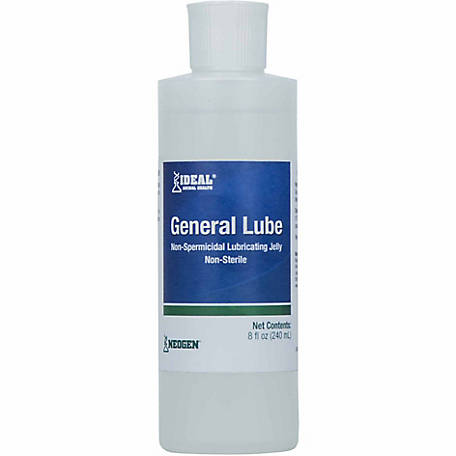 Ideal Animal Health OB Lube, 8 oz.